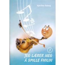 Jeg lærer meg å spille fiolin1 - Kjell-Åke Åsberg