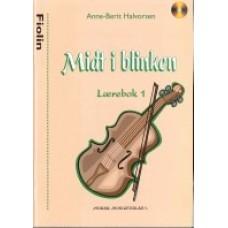 Midt i Blinken bok 1 Fiolin - Anne-Berit Halvorsen