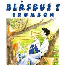 Blåsbus 1 Trombone m/CD Utbult (f-nøkkel)