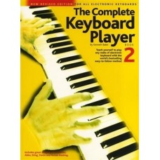 Den komplette keyboard spiller 2 Rev. m/CD NORSK