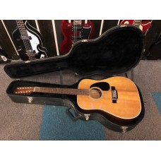 Takamine F-400s Lawsuit Era Guitar 12 string