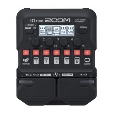 ZOOM Guitar Multi-Effects Processor
