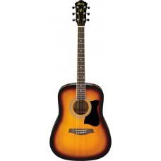 Ibanez JamPack Gitarpakke V50NJP-VS (Vintage Sunburst).