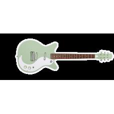 Danelectro 59 M NOS Plus Guitar Keen Green