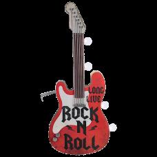 Rock N Roll Guitar OTW LED Skilt
