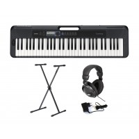 Casio CT-S300BK Keyboard Pakke