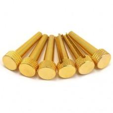 D'Andrea TP1B Tone Pins Brass Set