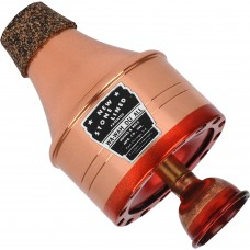 Humes & Berg 111C Stonelined Wa-Wah Copper Trumpet Mute