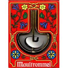 Traunmüller Munnharpe i gaveeske