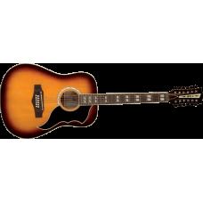 EKO Dreadnought, 12 string, Honey Burst Gitar