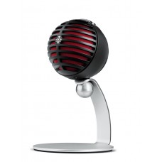 SHURE Digital condenser microphone (black) m/lightning cable