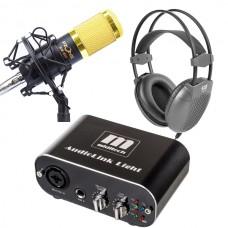 Miditech/Fzone Recording Bundle