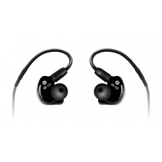 Mackie MP-120 In-Ear Monitors, black