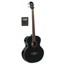 Richwood RB-60-EBK acoustic bass guitar
