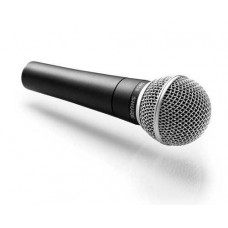 Shure SM58 Microphone Dynamic Cardioid, Vocal